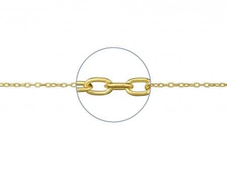 Cadenas de Oro Amarillo 18k