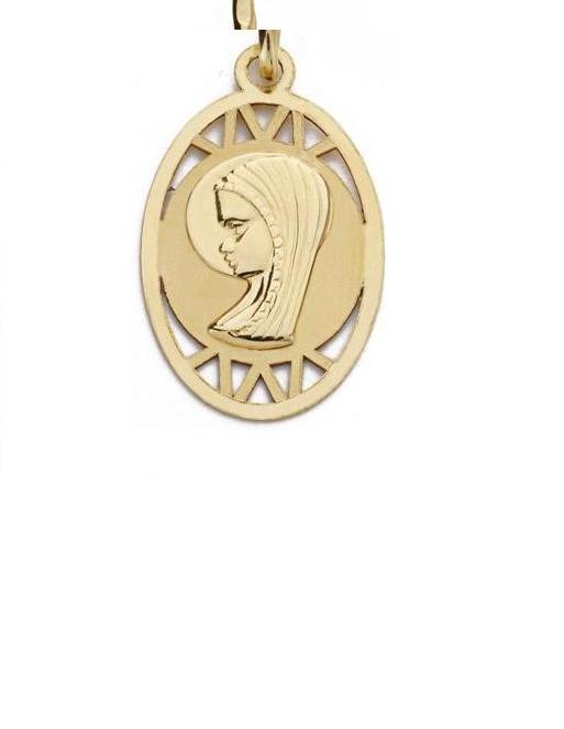 Medallas de Oro de Comunión 9k