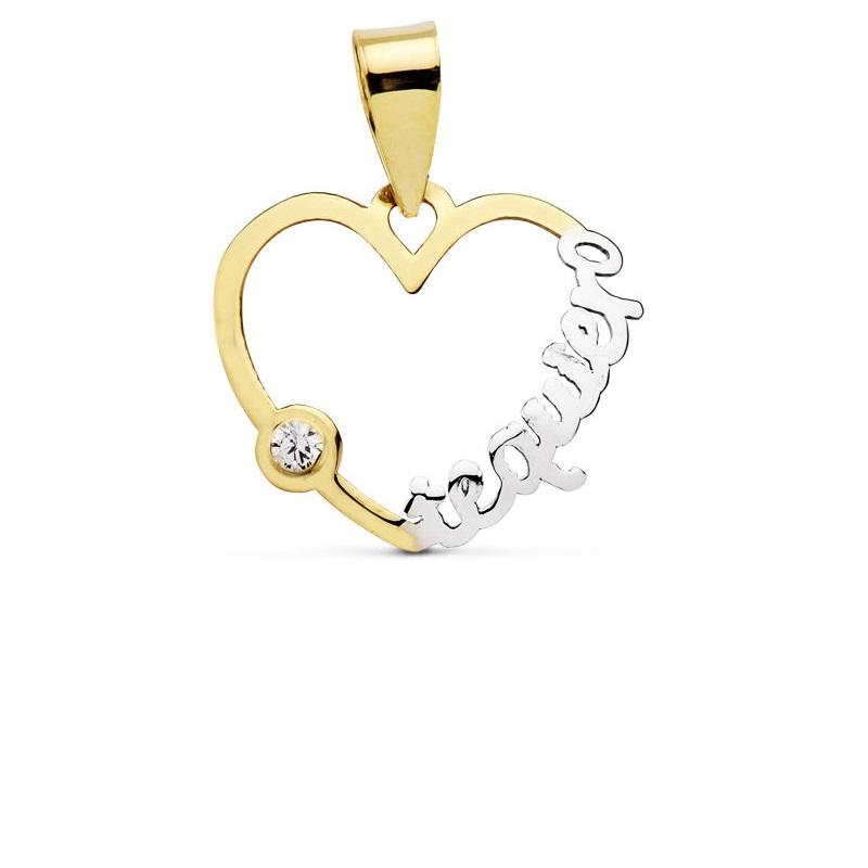 Joyas de Oro Amarillo para Enamorados