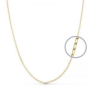 Cadena Oro Amarillo 50 cm