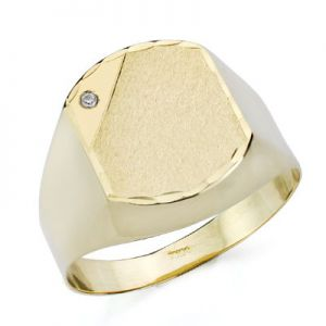 Anillo Oro Sello