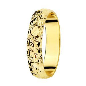 Alianza Oro Amarillo 4 mm.