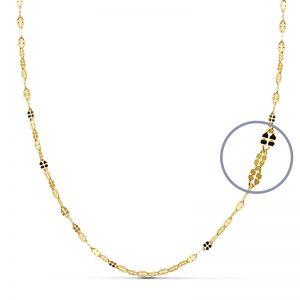 Cadena Oro Amarillo 40 cm