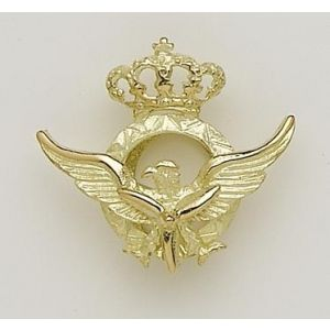 Insignia Oro  PILOTO CIVIL