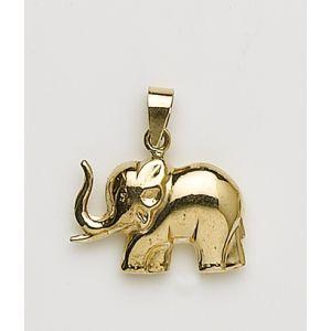 Colgante Oro Elefante