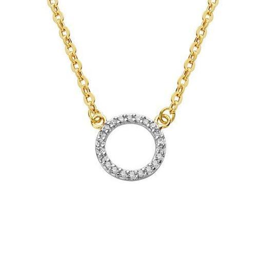 Collar de Oro Mujer