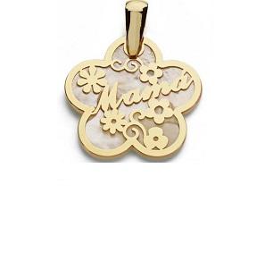 Colgantes de Oro para Madres 18K