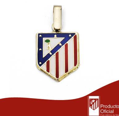 Joyas del Atlético de Madrid en Oro 18K