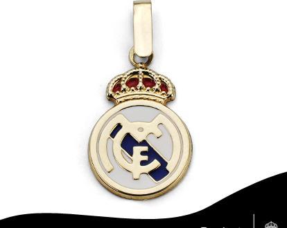Joyas del Real Madrid de Oro 18K