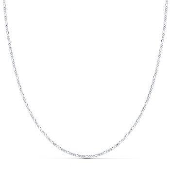 Cadena Oro Blanco Cartier 45 cm.