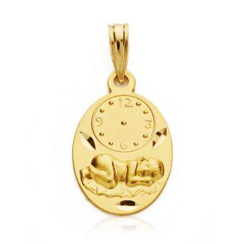 Medalla Bebé Oro