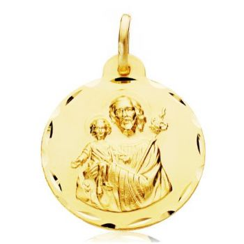 Medalla Oro 9 kt.