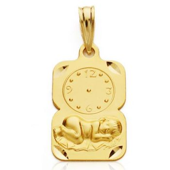 Medalla Oro 9k.