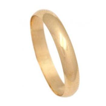 Alianza Oro Amarillo 3,5 mm.