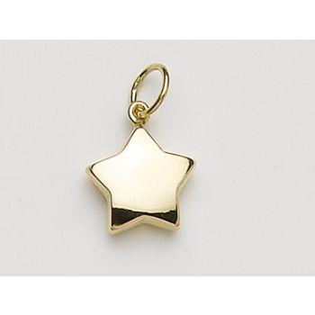 Colgante Oro Estrella