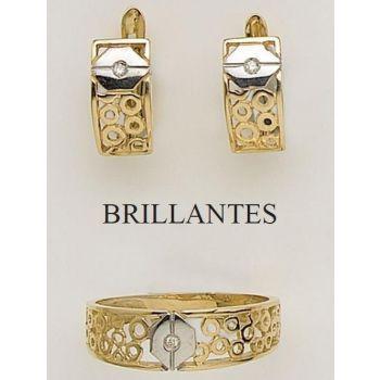Juego Oro Diamantes