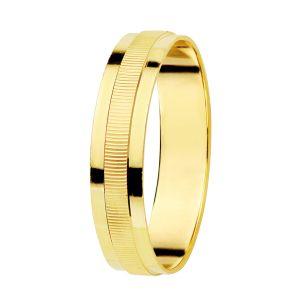Alianza Oro 4 mm.