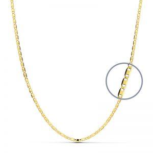 Cadena Oro Amarillo 45 cm