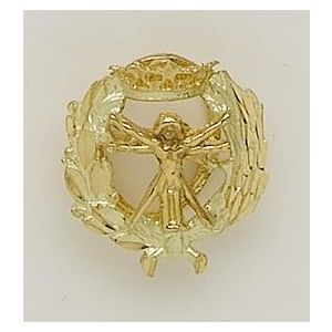 Insignia Oro BELLAS ARTES