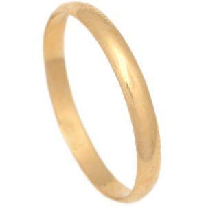 Alianza Oro Amarillo 2,5 mm.