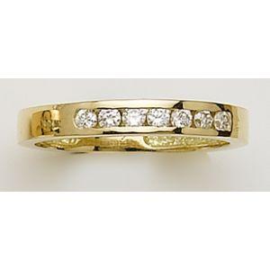 Anillo Oro y Diamantes