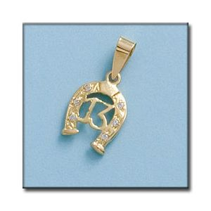 Colgante Oro Amuleto